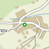 Umístění vysílačů bezdrátového internetu pro lokalitu bilichov v obci Bílichov