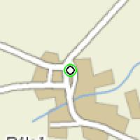 Umístění vysílačů bezdrátového internetu pro lokalitu palec v obci Páleč