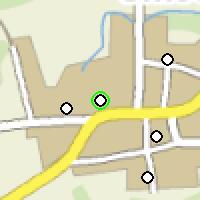 Umístění vysílačů bezdrátového internetu pro lokalitu smecno-urad v obci Smečno