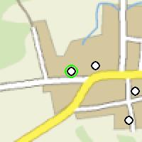 Umístění vysílačů bezdrátového internetu pro lokalitu smecno-zamek v obci Smečno