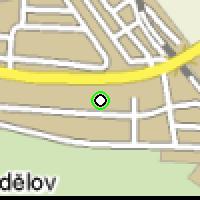 Umístění vysílačů bezdrátového internetu pro lokalitu kladno-Vitezna v obci Kladno