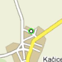 Umístění vysílačů bezdrátového internetu pro lokalitu kacice v obci Kačice