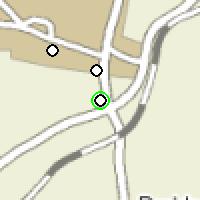 Umístění vysílačů bezdrátového internetu pro lokalitu drinov-sloup v obci Dřínov