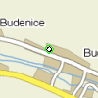 Umístění vysílačů bezdrátového internetu pro lokalitu budenice v obci Budenice